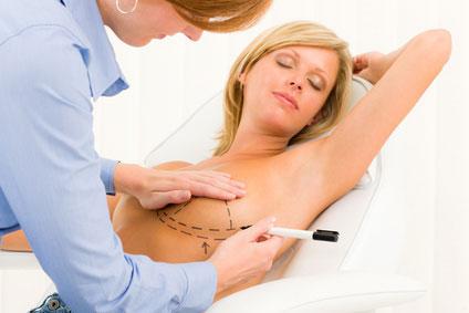 Operationsmethoden Bruststraffung